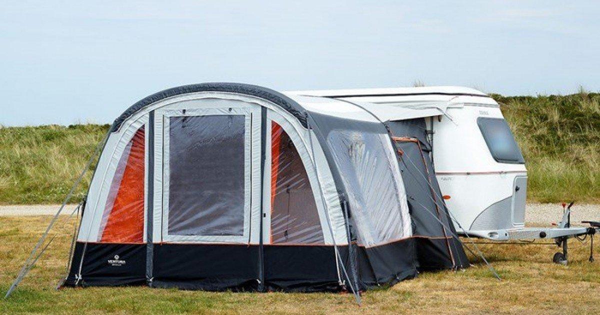 Air Simplex voor caravan en camper Campolife