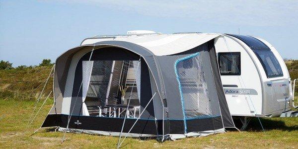Ventura Vivo | Opblaasbare voortent voor caravans, campers
