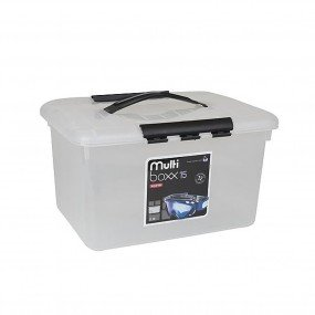 Opbergbox Multibox Optima 15ltr afbeelding